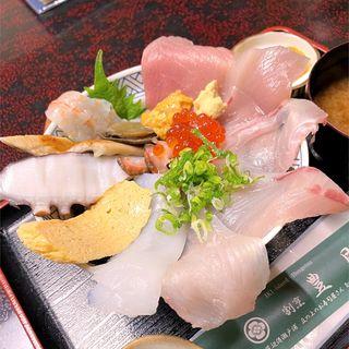 海鮮丼(豊月 )