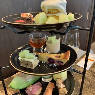 紅茶王子®️のafternoon tea Melon Ver.