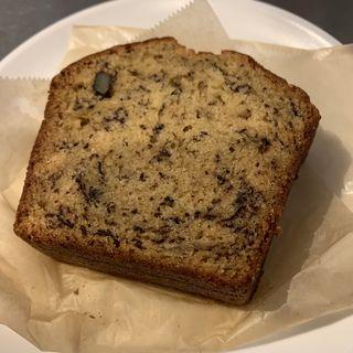 バナナケーキ(オールプレスエスプレッソ トウキョウロースタリーアンドカフェ )