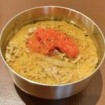 小鉢カレー:牛丼(ケララ風)