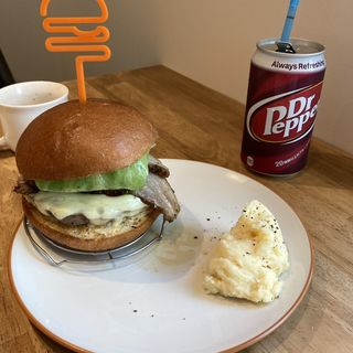 ICON Burger(アイコンバーガー)