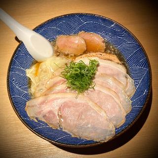 数量限定 叉焼麺 特製