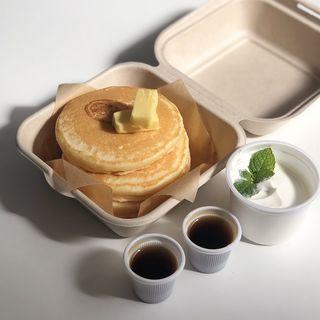 プレーンパンケーキ