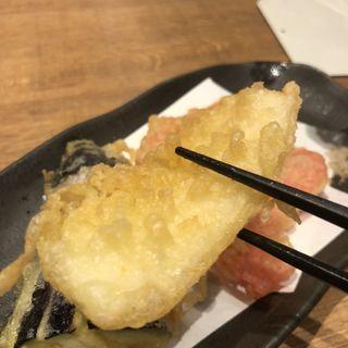 天ぷら いか