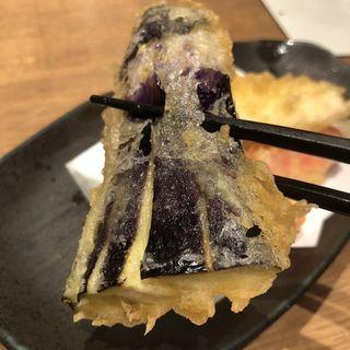 天ぷら 茄子