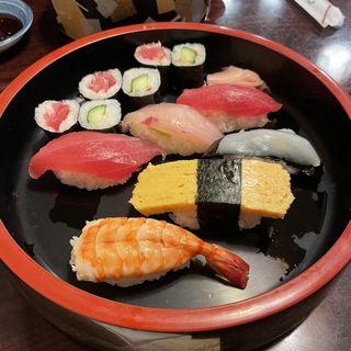 ランチサービス 寿司