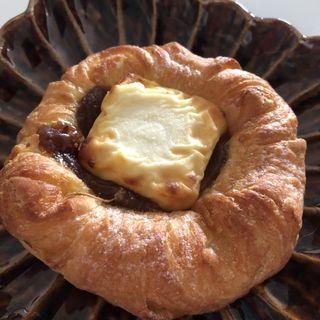 キャラメルクリームチーズ
