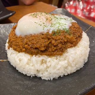 キーマカレー(ちぃりんご)