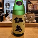 富久千代酒造「鍋島 特別純米酒」