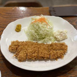 ロースかつ定食 中(180g)