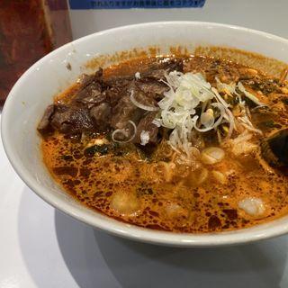 ポッサムユッケジャン麺
