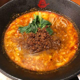 火鍋担々麺
