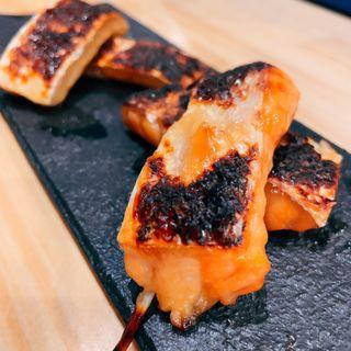 鮭ハラスの西京焼き定食