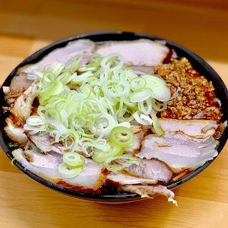 激辛チャーシュー麺(中)