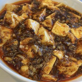 陳健一の麻婆豆腐 ハーフ