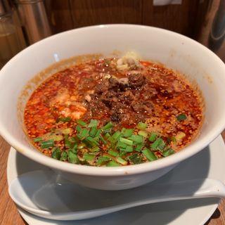 紅大陸麻辣坦々麺