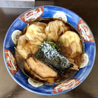 特製ワンタン麺各2ケ入り黒