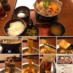 牛すき鍋膳 お肉大盛