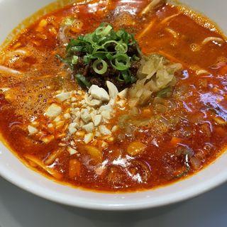 成都坦々麺レベル4