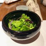 箸休めのサラダ
