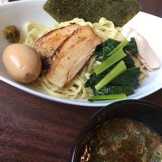 特製 濃厚鶏白湯つけ麺