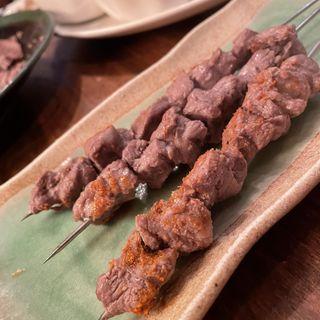 ショルラッグ (羊肉の串焼き)