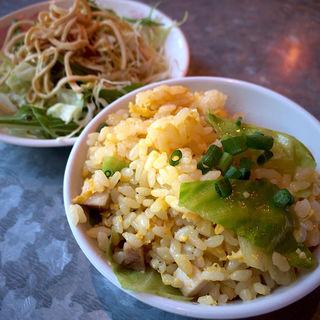 担々麺 &ミニ炒飯セット
