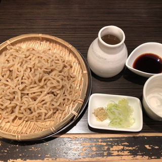 ざる中華(麺匠ぼんてん )