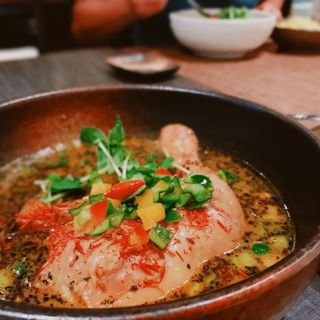 薬膳スープカレー(チキン)