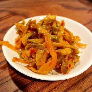 搾菜(蓮月 (レンゲツ))
