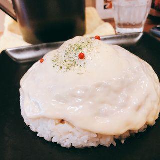 チーズキーマカレー(みのりんご )