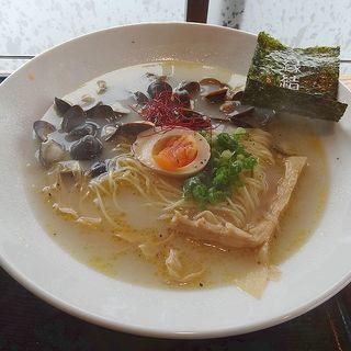 縁結びしじみ塩らぁ麺(かみあり製麺 )