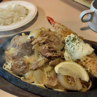 大エビフライカロリー焼き(キッチン・カロリー )