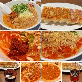 坦々麺(来来亭 鎌ヶ谷店 (ライライテイ))