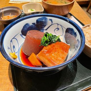 角煮定食(和食や 神楽坂店 )