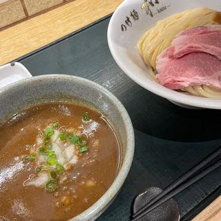 濃厚烏賊煮干しつけ麺