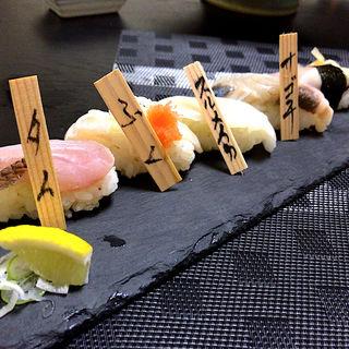 日本海握り寿司
