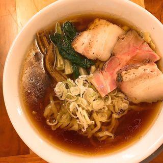中華そば(湯の台食堂 )