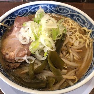 味噌ラーメン(麺屋 八 )