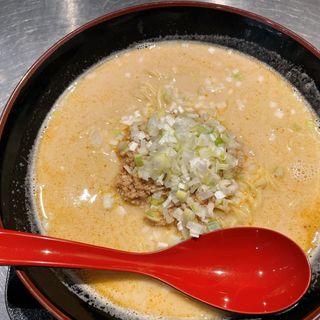 担担麺(高崎はた山)