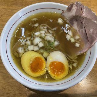 中華そば塩(麺食堂88)
