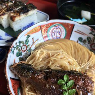 鯖街道 焼鯖寿司付