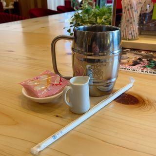 アイスコーヒー(コメダ珈琲店  BINO栄店)