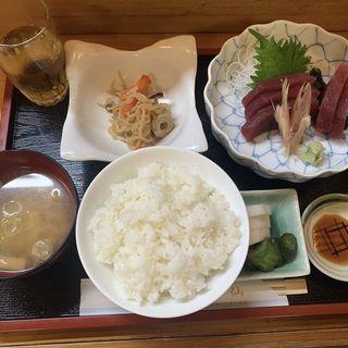 刺身定食(竹仙 )