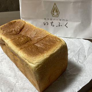 屋久島縄文水の角食パン いちふく