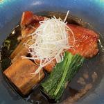 金目鯛煮付け定食(半身)