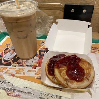 ハワイアンパンケーキ(マクドナルド 四条烏丸店 (McDonald's))