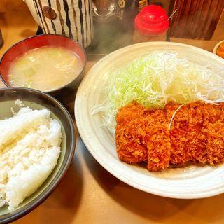 特製ヒレカツ定食