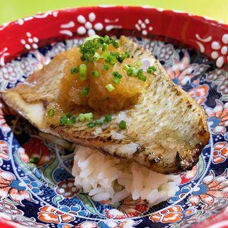のどぐろ焼き寿司