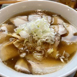 熟成しょうゆチャーシュー麺